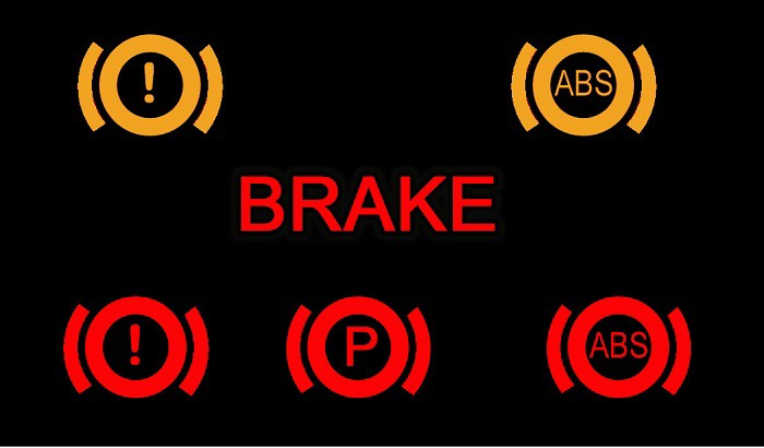 Elegant Is The Brake Warning Light In Your Vehicleu0027s Instrument Panel Gauge ON? If  Yes, Then It Is A Caution Sign Warning That The Most Important Safety  Feature Of ... Good Ideas