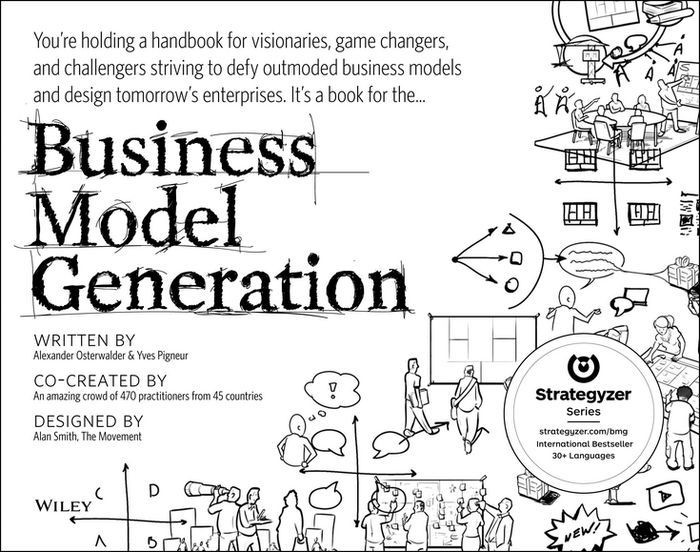 BUSINESS MODEL OSTERWALDER PDF