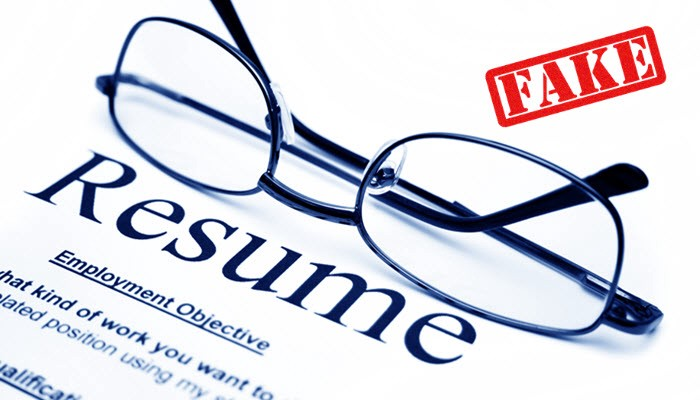 resume fraud and how to deal with it seraphina walker medium