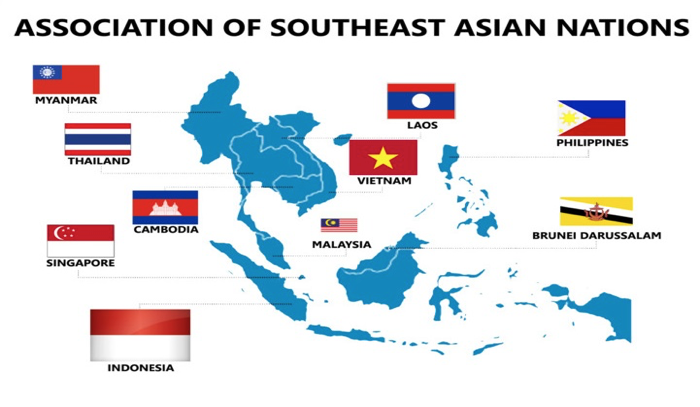 Asian an association of southeast asian nation