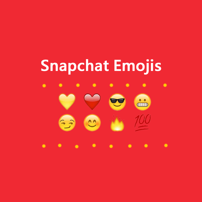 Meaning Of All The Snapchat Emoji Explained Socioblend Medium