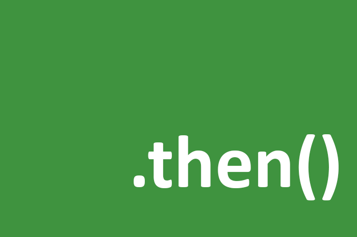 The benefit of the Thenable object in JavaScript