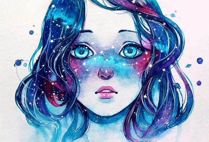 starred-freckles-qinni-watercolor-2016-imgur