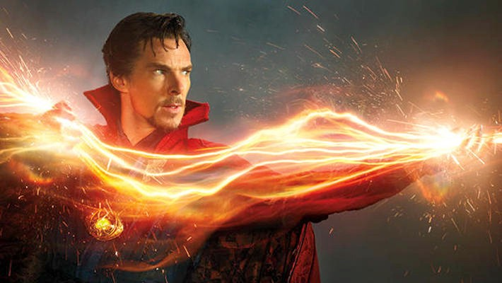 First 'Doctor Strange' Trailer Brings Magic to the Marvel Cinematic Universe