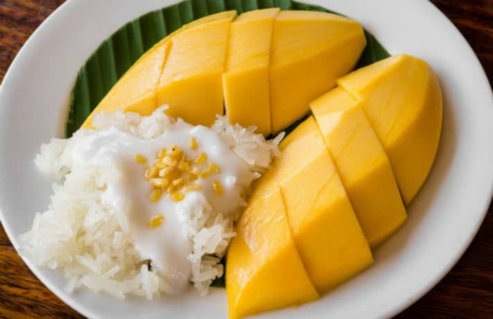 Sticky rice with mango recipe indian food recipes medium originally published by indian recipe in hindi at httpindianfoodrecipesonlineavial curry recipe hindi on 20 august 2018 forumfinder Image collections