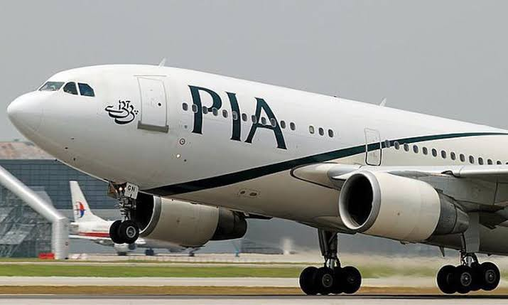 PIA and Plane holes