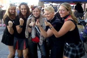 Interview with the Gang Bang Girls of San Diego – Leatherati Online