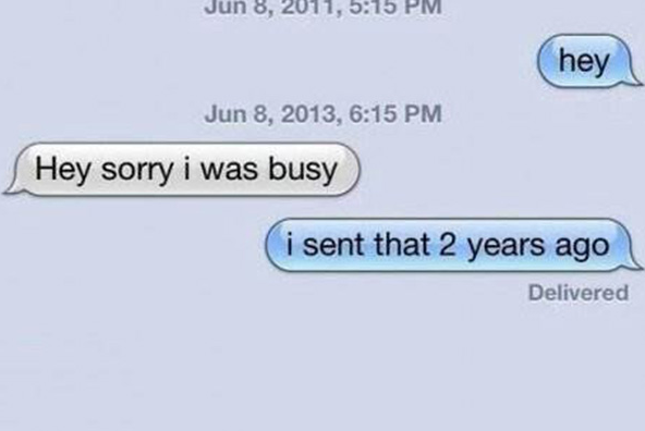 how to stop texting someone so much