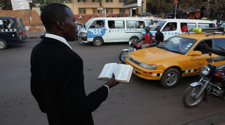 god loves uganda preacher