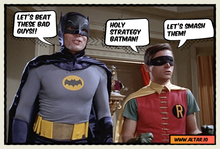 Batman and Robin: Find a CTO with Passion
