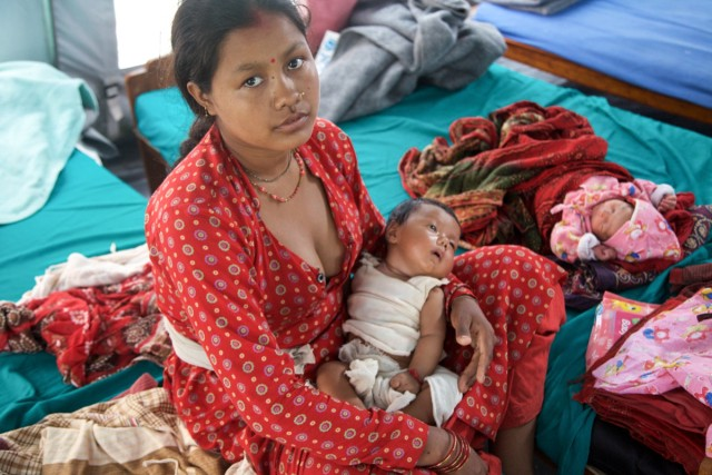 4. Dhading DH Tent_Gorkha Mother