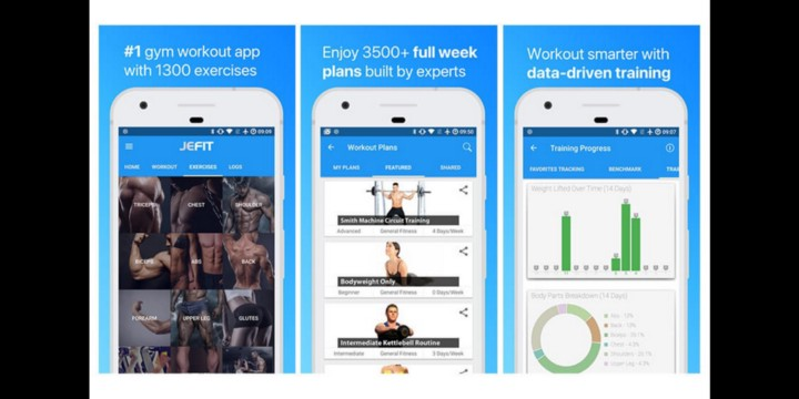 · Looking for a new way to reach your fitness goals? Now's the time to check out some of the hottest fitness apps as gets underway.
