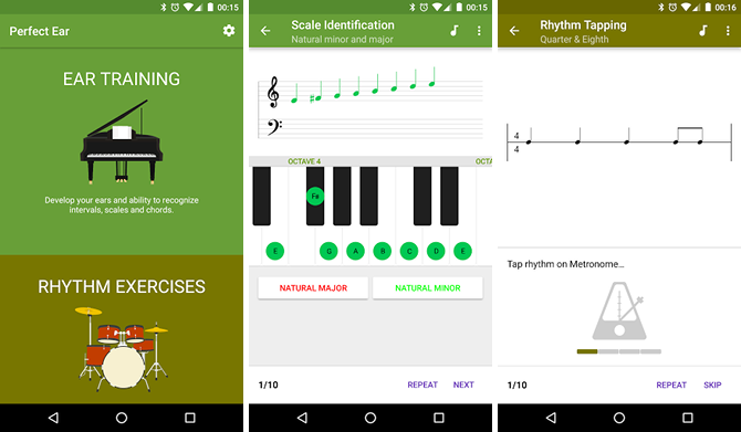 Best phone apps for learning to sing - Vocal Sensei