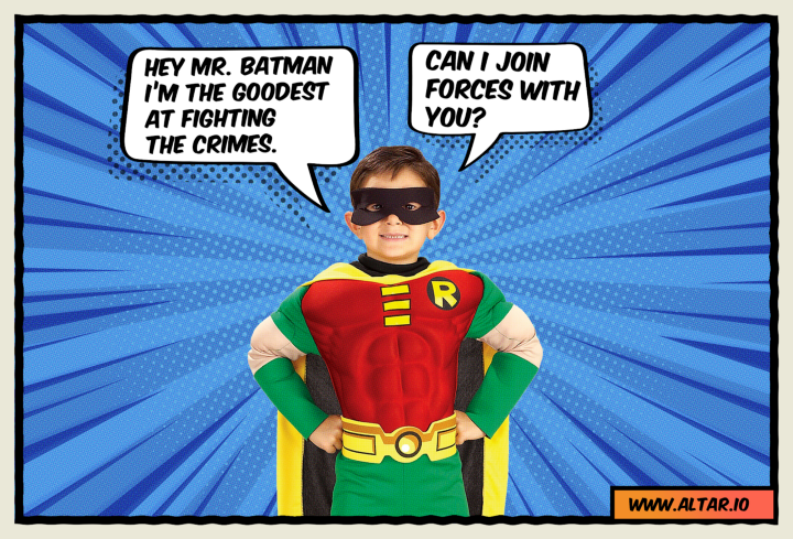 Batman & Robin: Find a CTO with tech expertise