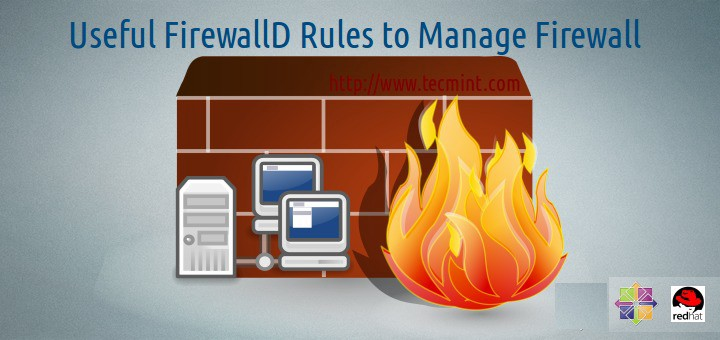 Firewalld is the latest, dynamic firewall control function on RHEL systems.  Iptables is an application program considered as a firewall for UNIX  operation ...