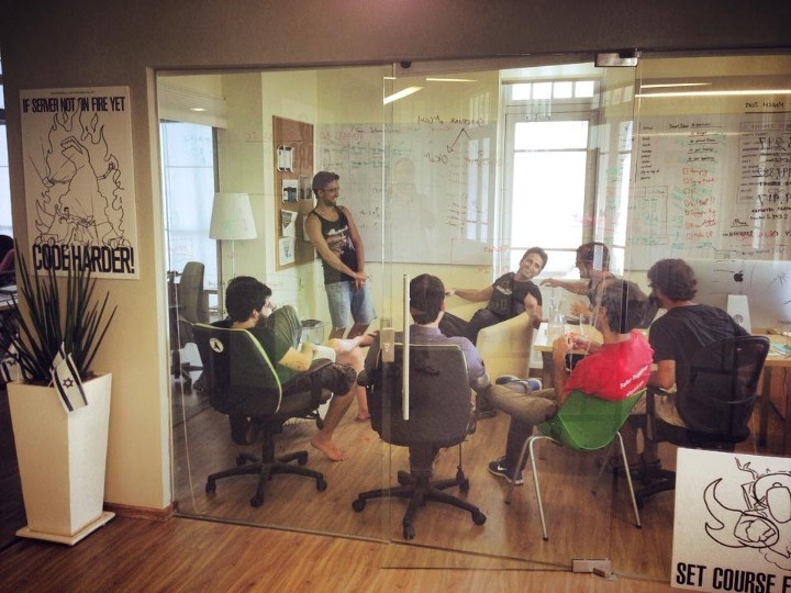 The Startup Team at Billguard