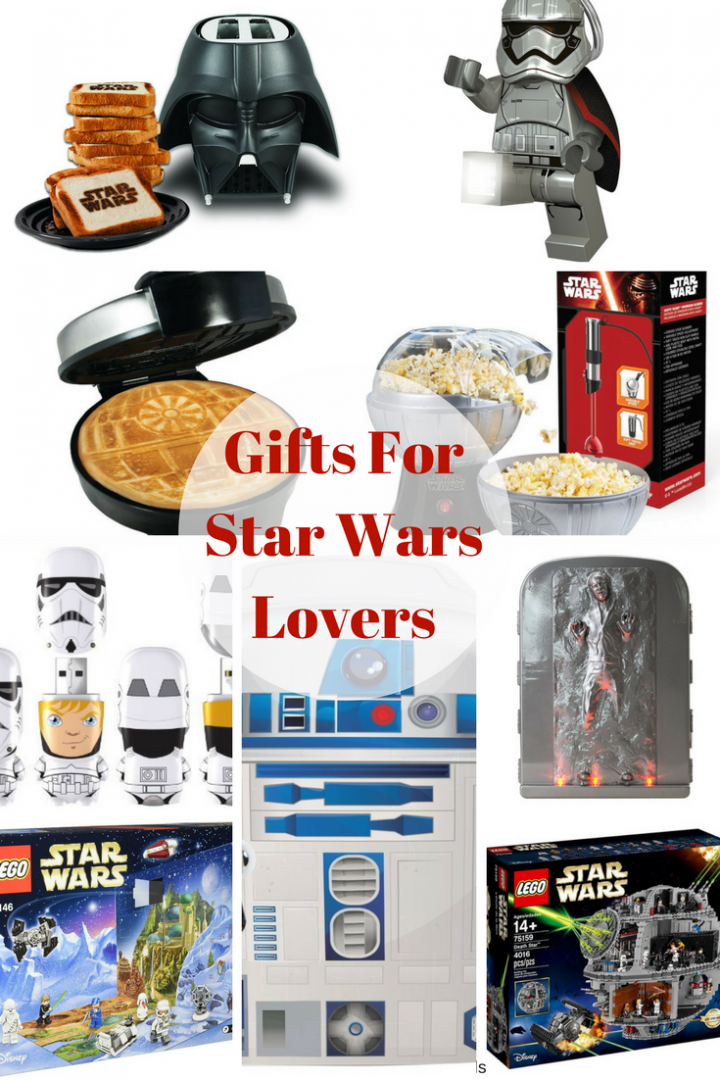 Gifts for star wars lover lulu medium finding the perfect gifts for star wars lovers can be difficult if you yourself do not share the same passion in this article we are going to look at some solutioingenieria Gallery