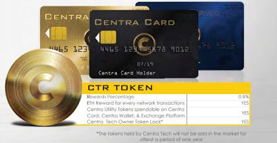you can easily register for a centra debit card with centra wallet app all assets that stored on centra wallet will be secure and insured