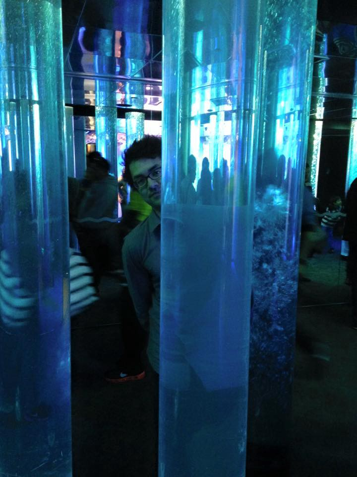 Baltimore Aquarium, National Aquarium, The Strangest, OR Books