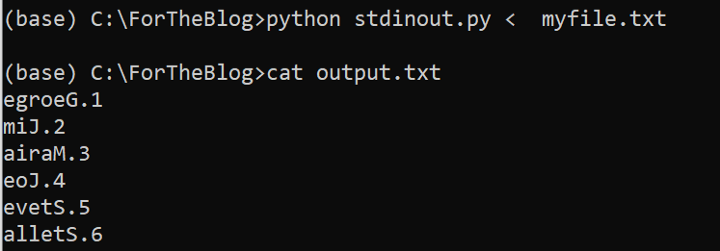 How to Write Interactive PythonScripts 5