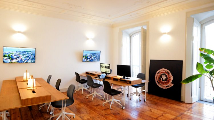 The 10 Best Coworking Spaces in Lisbon For Entrepreneurs - Heden Coworking Space Lisbon