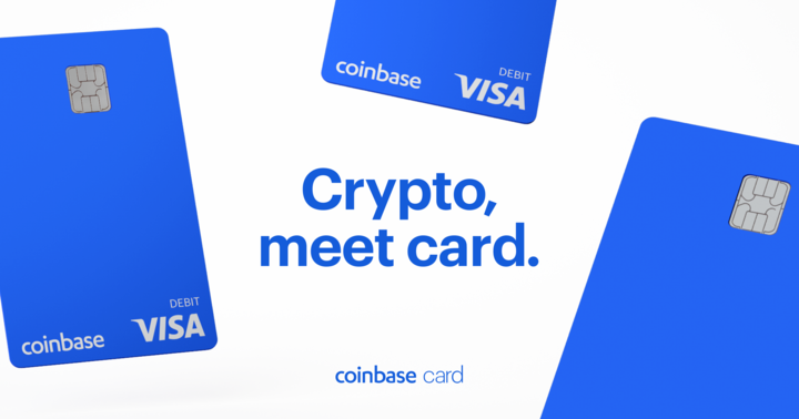 Coinbase Card launches in the US
