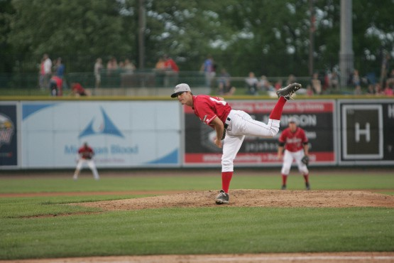 Michael Johnson has averaged nearly 12 strikeouts per nine innings as a key member of the Loons' bullpen.