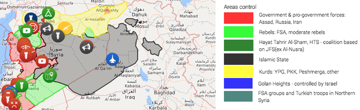 Know Your WWIII Contextualizing the Syrian Civil War