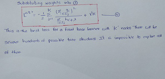 Unveiling Mathematics Behind XGBoost