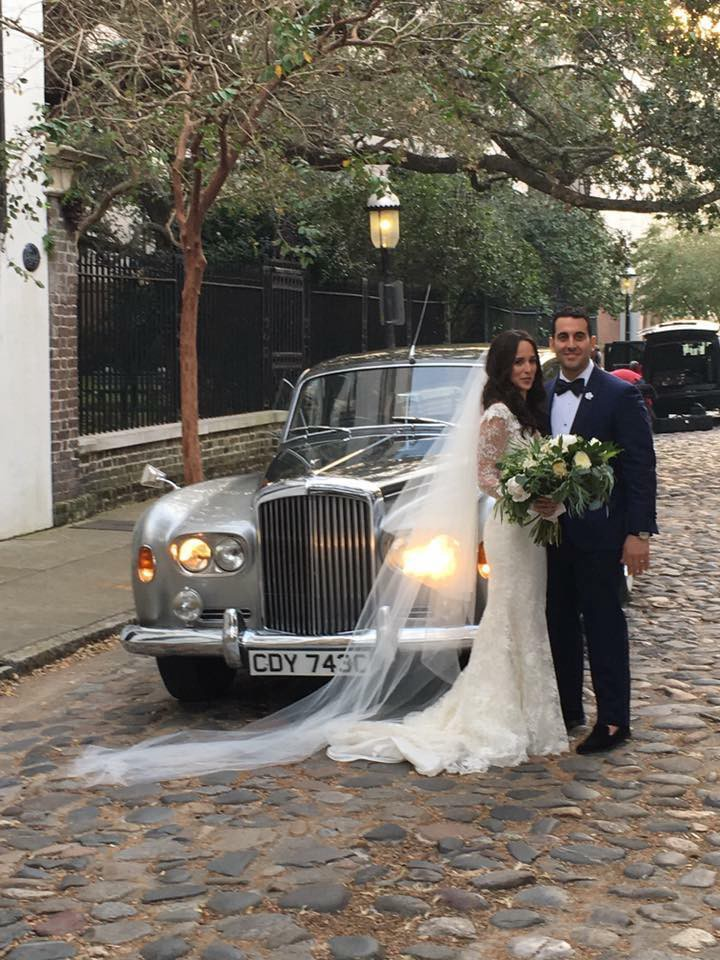 How To Choose The Right Transportation For Wedding Charlestonstyle