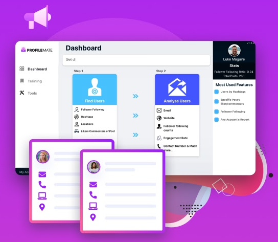 ProfileMate Features 1