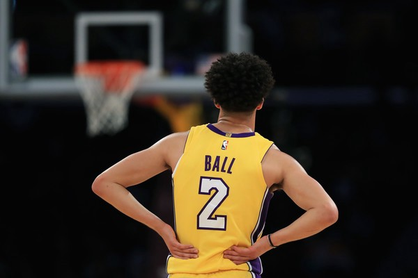8caf3f80080 A Look at the Mixed Bag that has been Lonzo Ball so far.