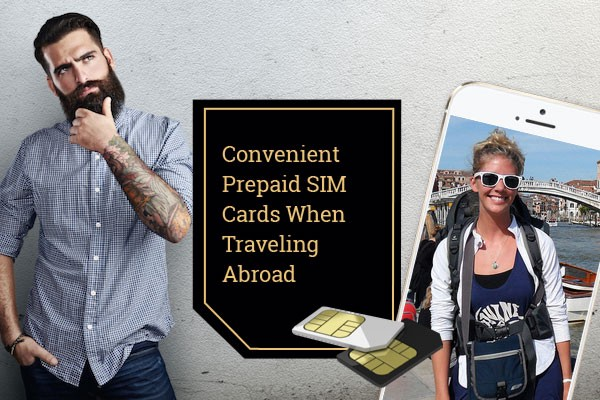 Traveling In Usa Sim Card