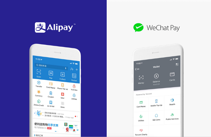 WeChat Pay in Russia