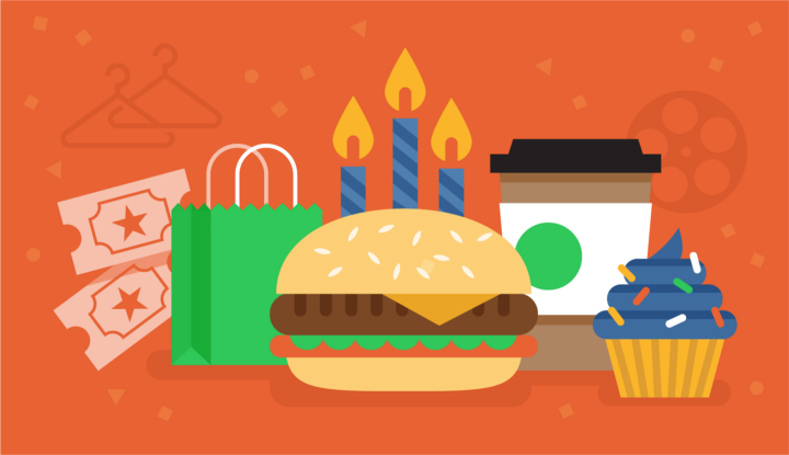 96 Places to Get Free Stuff on Your Birthday - Wikibuy