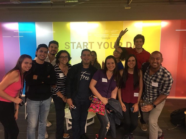 Google Launchpad Startup Space