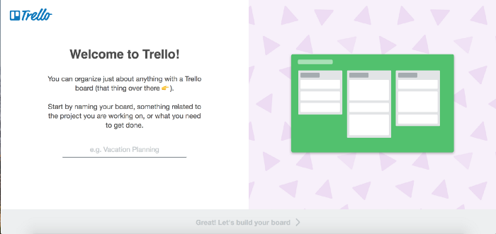 5 In-app messaging examples to engage users — Trello