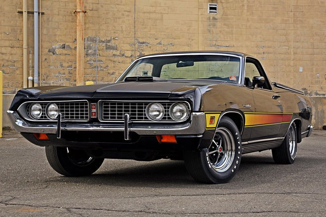 Took Years To Find The 1971 Ford Ranchero Gt Of His Dreams