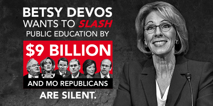 Image result for trump wants to slash education