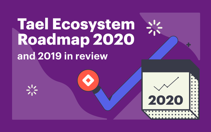 Tael Ecosystem Roadmap 2020 & Highlights of 2019