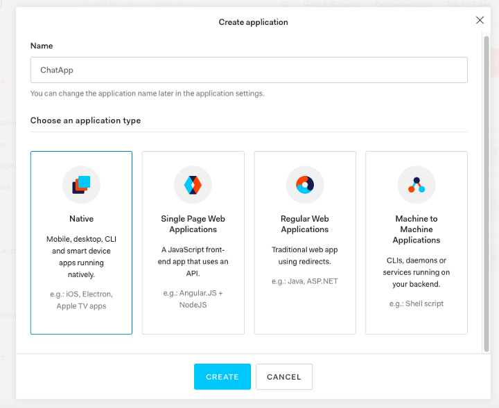 How to integrate Auth0 to React native - Kriss