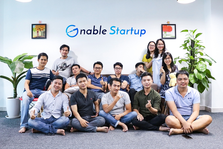 What is Enable Startup doing UI/UX design?