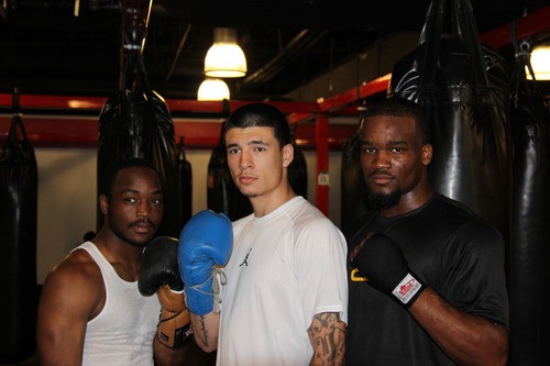 list boxing promoters