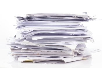 Reducing paper usage in the office