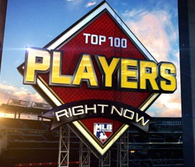 Mlb Networks Top 100 Players Right Now Heading Into 2013