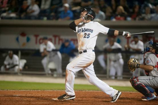 Mattair was 8-20 (.400) with four doubles, two home runs, and nine RBI in Jacksonville.