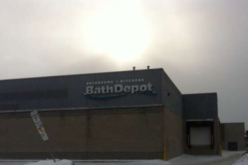 Bath Depot Moving Into The Old Everything For A Dollar Store