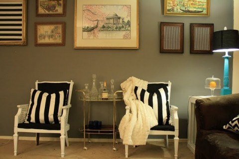 How To Use Old Furniture And Thrift Store Finds To Decorate Your Home