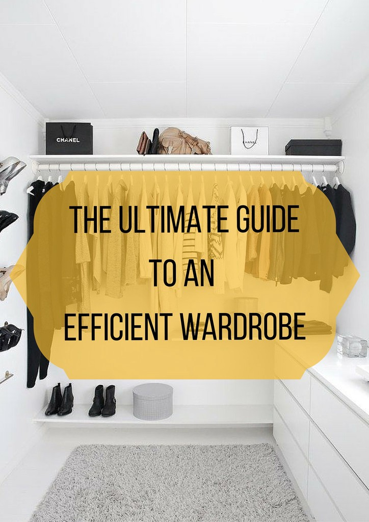 The ultimate guide to an efficient wardrobe jia collection medium whether youre a working woman always on the go or a busy mom with very little time for dressing up the best thing you can do for yourself is to create solutioingenieria Gallery