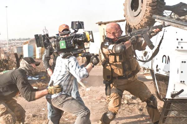 District 9 Behind the Scenes